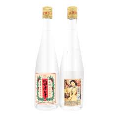 42°衡水衡记老白干时尚光瓶450ml(2瓶装)