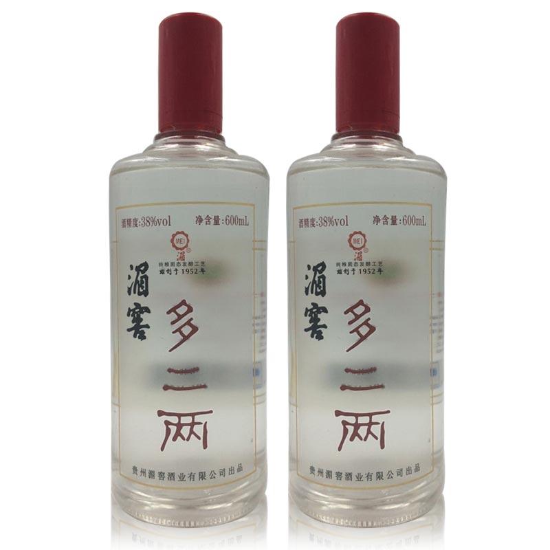 38°湄窖多二两(2009年) 600ml(双瓶装)