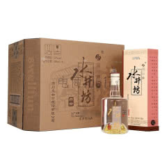 52°水井坊井台500ML*6瓶整箱