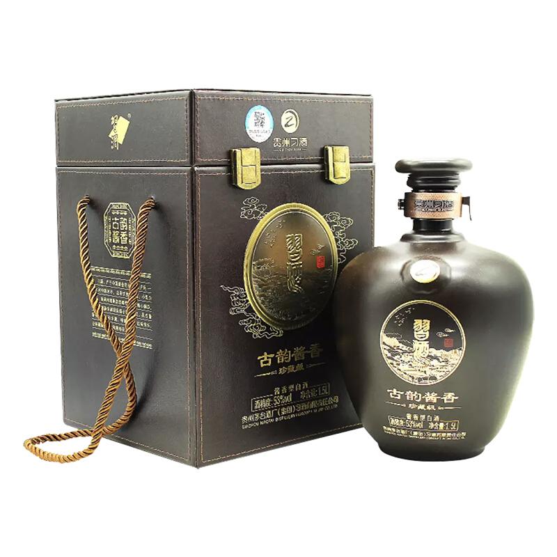 茅台集团 习酒 古韵酱香(珍藏级) 53度 大坛1.5L装