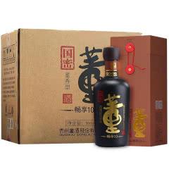 54°董酒畅享10 500ml*6瓶 整箱装
