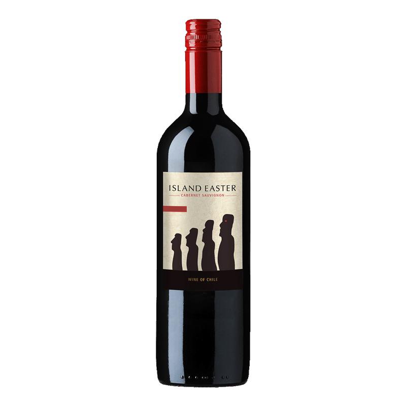 智利复活节岛赤霞珠红葡萄酒 750ml