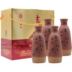 【老酒】 45° 汾酒集团杏花村福酒 225ml*2瓶*2(2盒)2007年