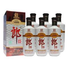 53°老郎酒1898( 整箱装500ml*6瓶 原封箱)