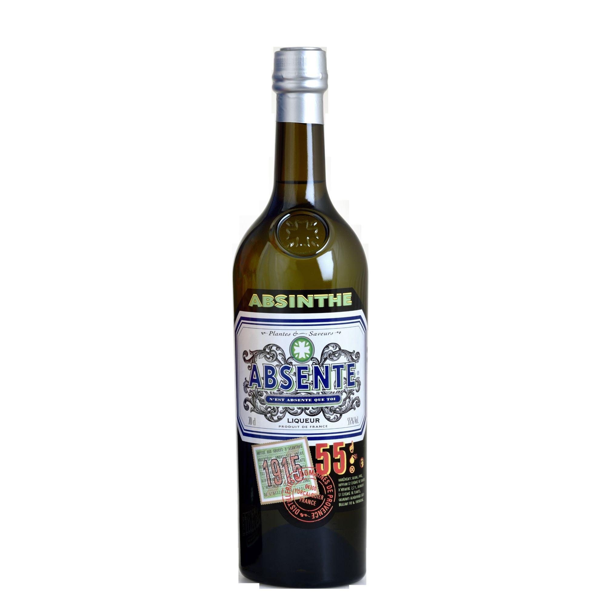 法国迷失艾碧斯55度苦艾酒 ABSENTE