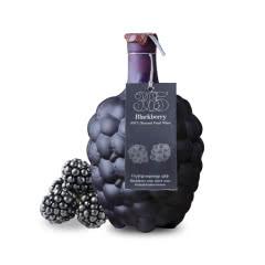 亚美尼亚365半甜黑莓酒750ml礼盒装黑莓果汁发酵餐酒女士低度果酒