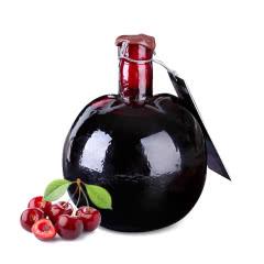 亚美尼亚365进口樱桃礼品酒750ml礼盒款樱桃果汁发酵低度女士果酒