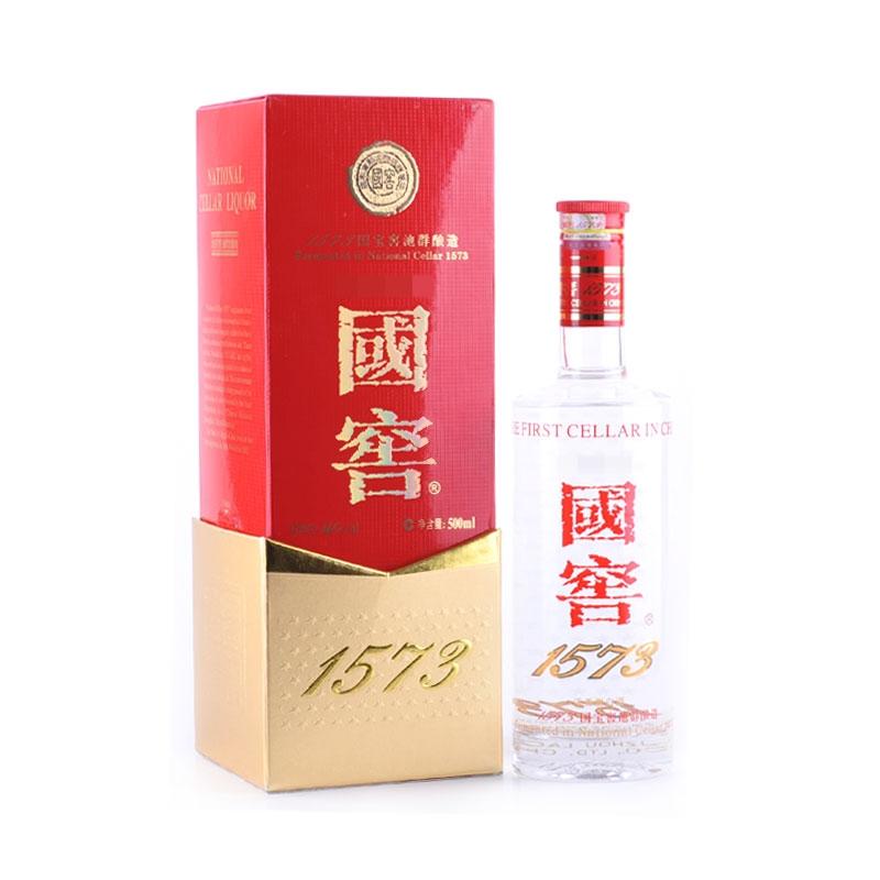 【老酒特卖】46°国窖1573(2012年) 500ml