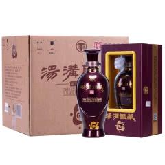 42°汤沟国藏浓香型白酒500ml(4瓶装)