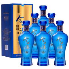 40°今世缘鑫缘柔雅型白酒500ml(6瓶装)