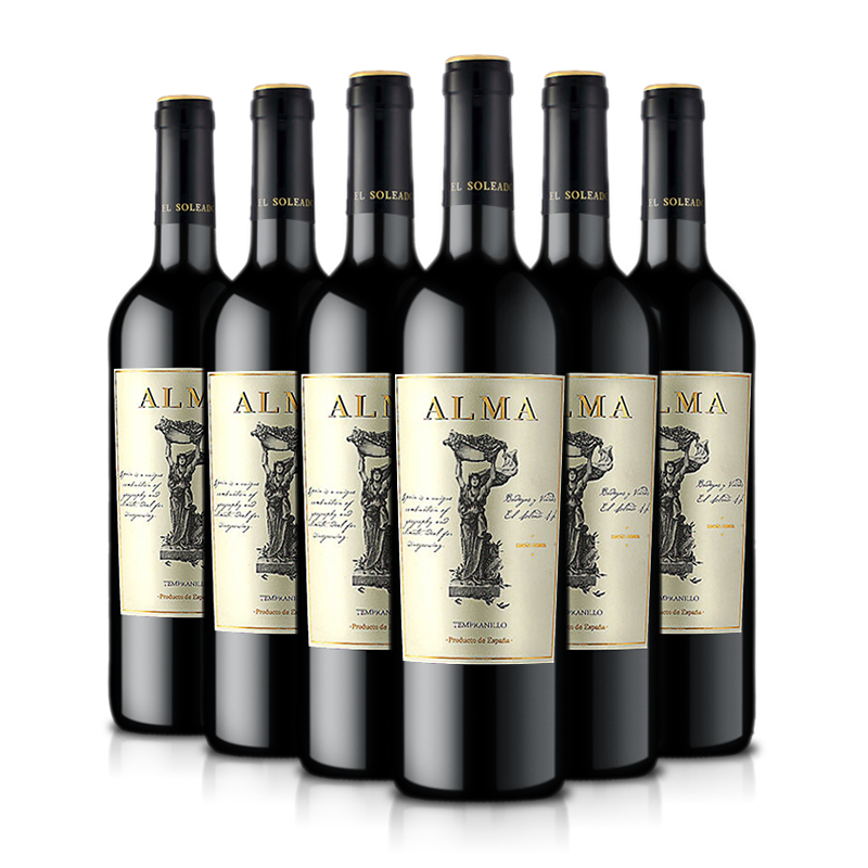 西班牙原瓶进口红酒奥玛干红葡萄酒750ml(六支装)整箱装