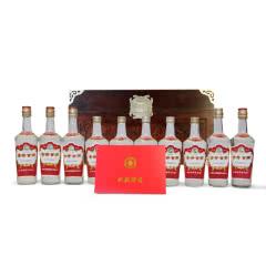 1990-1999年古井贡酒套装(10瓶)