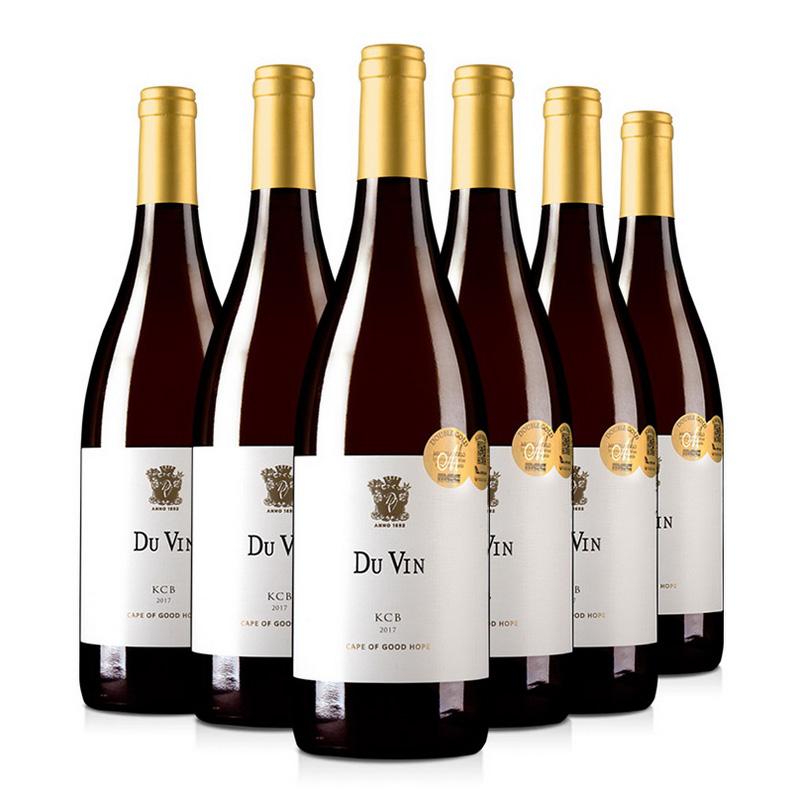 南非(原瓶进口)都梵卡诺白诗南干白葡萄酒750ml(整箱六瓶装)