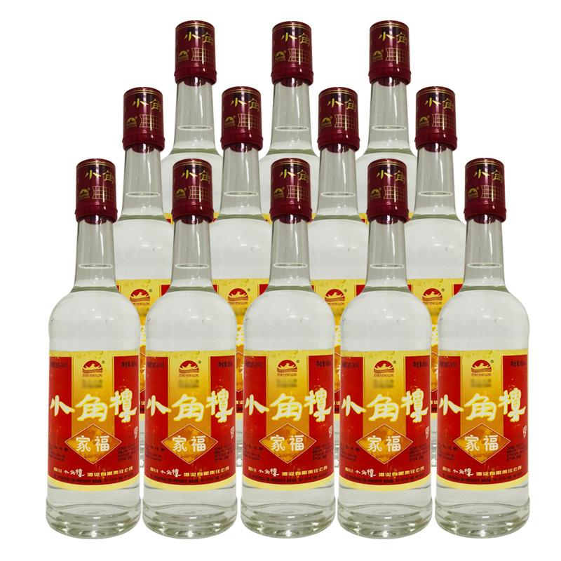 老酒 38度小角楼460ml(12瓶装)2006年