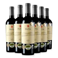 南非(原瓶进口)都梵新世纪干红葡萄酒750ml(整箱六瓶装)