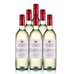 澳大利亚整箱奔富洛神山庄赛美蓉长相思干白葡萄酒750ml(6瓶装)