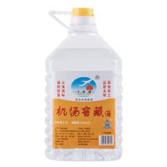 青岛特产流亭机场白酒飞机场原浆酒纯粮固态酿造52度浓香型十年陈酿5斤大桶高度泡药散装白酒