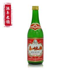 53°秦川大曲酒凤兼浓香型 500ml单瓶(2000年)
