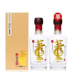 买1发2董酒畅享54度500ml百草入曲纯粮固态酿造高度贵州白酒