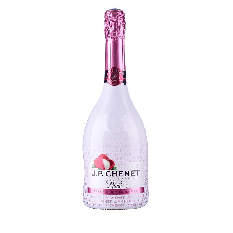 法国香奈荔枝香起泡酒750ml