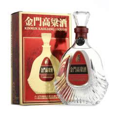 【京东配送】58°金门高粱酒823清香台湾白酒600ml(6瓶装)