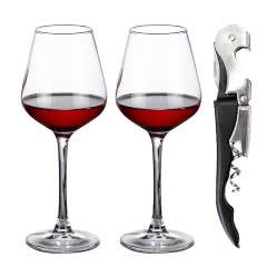 红酒杯*2+海马刀*1套装