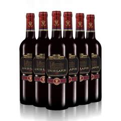 路易拉菲2008特选干红葡萄酒红酒整箱装750ml*6