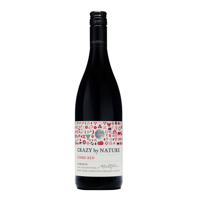 米尔顿酒庄自然系列红葡萄酒 2016 750ml