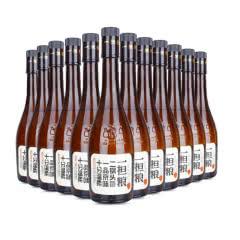 42°一担粮二锅头逗号480ml*12瓶 整箱