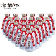 53°海龙屯酱香型白酒125ml*24瓶整箱大箱装