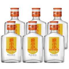 红荔 顺德潮酒 顺小小29度100ml*6瓶 整箱装米酒米香型白酒小瓶装
