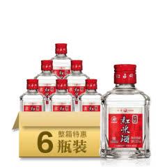 红荔牌金装红米酒广东30度150ml*6瓶低度小酒米酒粮食白酒整箱