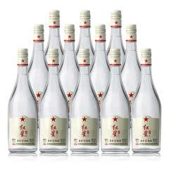 42°红星二锅头百年兼香陈酿5 兼香型白酒500ml(12瓶装)
