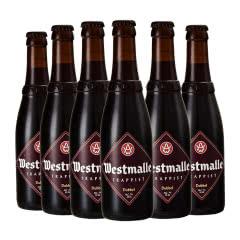 西麦尔比利时修道院双料啤酒330ml(6瓶装)