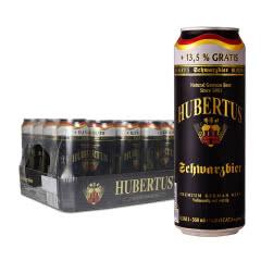 狩猎神德国进口黑啤酒568ml(24听装)