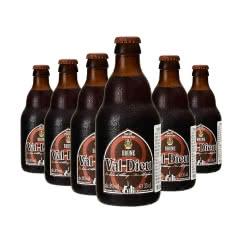 瓦图比利时修道院双料啤酒330ml(6瓶)
