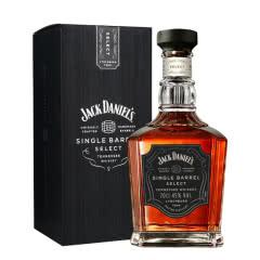 45°杰克丹尼单桶精选美国调配型威士忌700ml