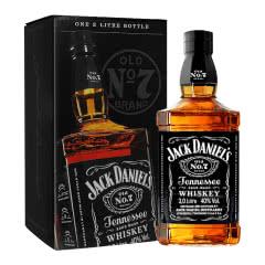 40°杰克丹尼黑标美国调配型威士忌3000ml