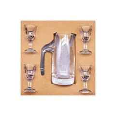 【赠品酒具5件套】牛栏山永丰等适用酒具酒杯