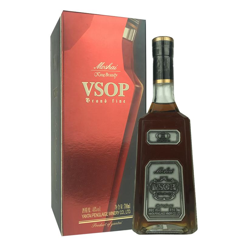 融汇陈年老酒 摩莎特醇白兰地VSOP 700ml(2013年)