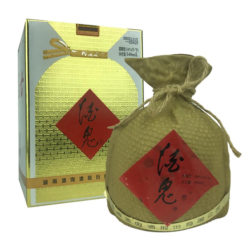 融汇陈年老酒 54°酒鬼酒 540ml(2003年)