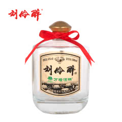 60°  刘伶醉 万坛酒林 500ml