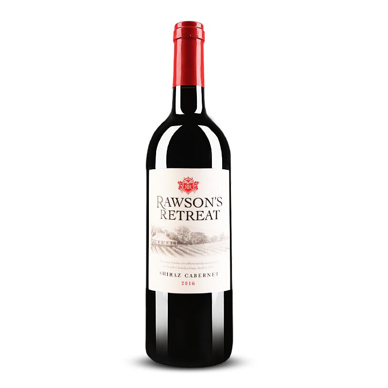 澳洲进口红酒奔富洛神山庄赤霞珠干红葡萄酒750ml