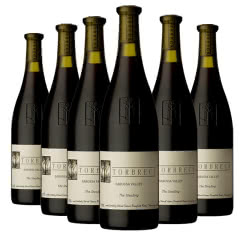 托布雷萄贝酒庄小农庄干红进口葡萄酒750ml*6