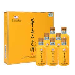 53°茅台不老酒·炫(黄)125ml*7瓶 酱香配制白酒 礼盒装