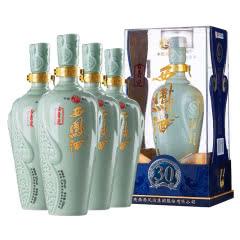 55°西凤酒古青瓷30年 500ml(4瓶装)
