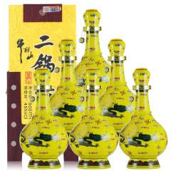 45°牛栏山二锅头经典 500ml(6瓶装)