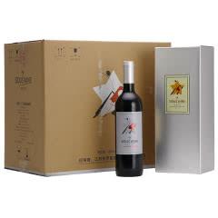 星得斯拉丁之星银标红葡萄酒750ml(6支装)
