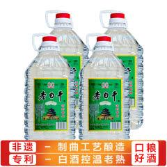 60°衡水衡记老白干桶装泡药专用5L(4瓶装)
