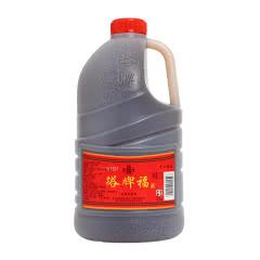 【品牌直营】塔牌绍兴黄酒福酒2.5L桶装半干型加饭酒花雕酒料酒自饮手工冬酿酒